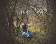 Dress and photo by me Alice in Wonderland dress