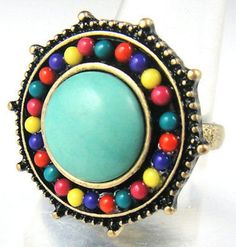 Forever 21 Ring SIZE 8 COMES IN RING BOX - $10