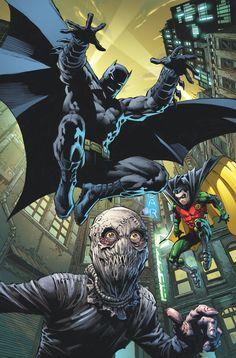 Batman and Robin: Eternal Issue # 1 (DC Comics) Batman Robin, Batman Hq, Batman Poster, Superman, Batgirl, Catwoman, Nightwing, Arte Dc Comics, Dc Comics Art