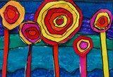 Artsonia Art Exhibit :: Hundertwasser Tree Design