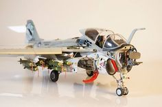 A-6 in scale 1/32: