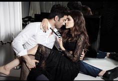 Sushant Singh Rajput and Kriti Sanon #Photoshoot #Bollywood #Fashion #Style #Hot #SushantSinghRajput #KritiSanon