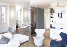Marta Novarini design, casa milano