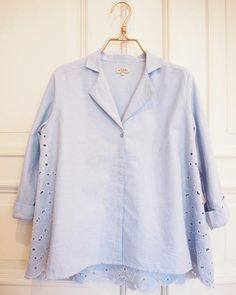 Girly Oxford Blouse