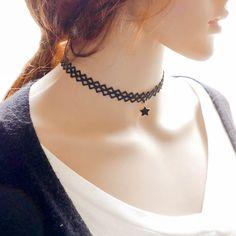 Sao Trăng Sun Chokers Dây Chuyền Hợp Kim Mặt Dây Maxi Necklaces Đối Với Unisex Nóng bán Vòng Cổ C906