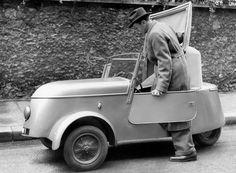 1942 Peugeot VLV (Light City Car).