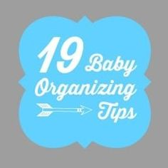 19 Baby Organizing Tips For The Nursery - Creative Ramblings Pantry Organization, Organizing Tips, Bathroom Organization, Declutter Your Home, Baby Needs, Drink Sleeves, Nursery, Creative, Tuesday