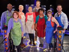 America's Best Cook: Meet the Teams!