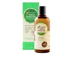 Out Of Africa Body Oil, Verbena, 9 Ounce * Additional details at the pin image, click it  : Anti aging SkinCare