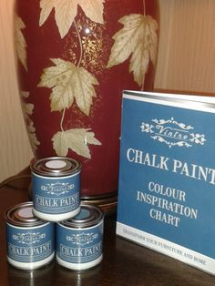 Transform your furniture and home(c) with Vintro Chalk Paint.  Available in 23 beautiful colours.  See www.vintro.co.uk for stockists and sales. Chalk Paint, Chart, Colours, Painting, Inspiration, Furniture, Beautiful, Home, Biblical Inspiration