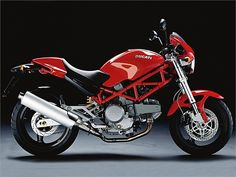 Ducati Monster - great ride, easy on the eyes, roaring in ears - what's not to love! Moto Ducati, Ducati 600, Ducati Motorcycles, Ducati Monster 620, Motorcycle Images, Motorcycle Art, Motorcycle Wallpaper, Classic Monsters, Motorbikes