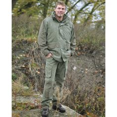 Hose Mil-Tec® Hunting, oliv: Amazon.de: Bekleidung