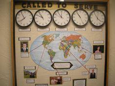 Elder Ty Peck: Missionary Board