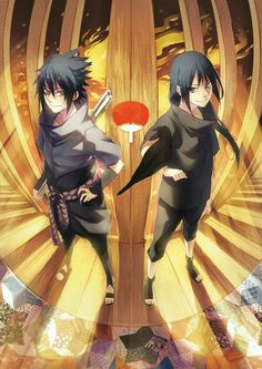 The hottest brother in anime history. ..