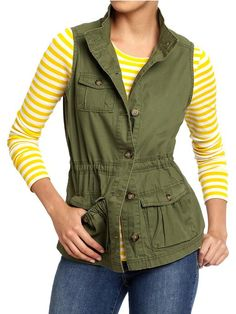 Been looking for a vest like this for MONTHS...this one by Old Navy is online ONLY and $29...what a STEAL.