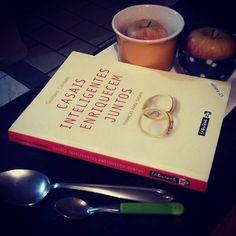 Livro: Casais Inteligentes Enriquecem Juntos #desafiodecola #30ideias30dias