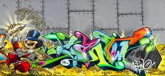 Leyendas del Graffiti (Biografias del Arte Urbano) - Taringa!