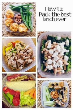 College Prep: How to Pack the Best Lunch Ever