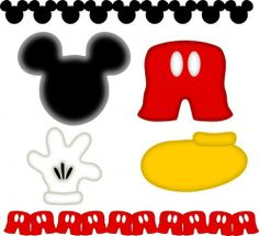 Magical Elements SVG Cutting File link did not work dl jpg cmf Mickey Party, Mickey Mouse Birthday, Mickey Minnie Mouse, Mickey Head, Disney Mickey, Disney Scrapbook Pages, Scrapbooking, Images Disney, Disney Printables