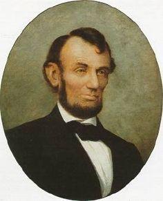 Abraham Lincoln, David Bustill Bowser, ca. 1852