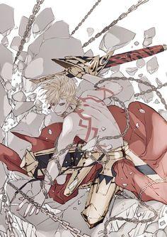 Gilgamesh art Fate ,so awesome. Anime Manga, Anime Guys, Anime Art, Fantasy Characters, Anime Characters, Character Concept, Character Art, Gilgamesh And Enkidu, King Gilgamesh