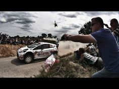 The 71st Rally Poland. The pure madness. #poland #rally
