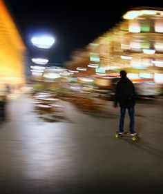 Skate by night Cyrille Cayeux Photography