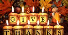 Thanksgiving Day idea - fine picture