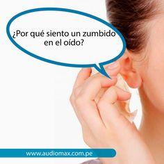 Audiomax: ¿Por qué siento un zumbido en el oído?. AUDÍFONOS ...