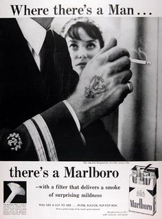 Marlboro will always remind me of Leo Burnett