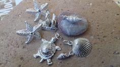 Silver Turtle Pendant by ArtFiligreeKosHellas on Etsy