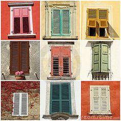 Italian shutters via www.google.com.au/images