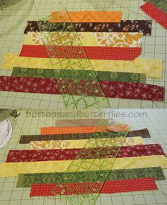 A blog about quilting and crafts.