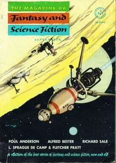 Fantasy and Science Fiction 1953-09