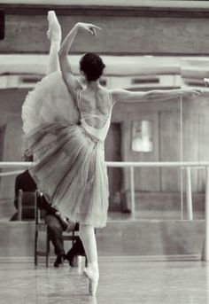 Every girl wishes she was a ballerina at some point. But few actually make the effort