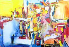 Fourth World Ladders by Rojo Chispas
