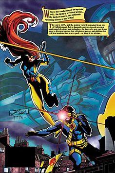X-Men: Cyclops & Phoenix - Past & Future by Scott Lobdell https://www.amazon.com/dp/1302913794/ref=cm_sw_r_pi_dp_U_x_M731Ab25533D5