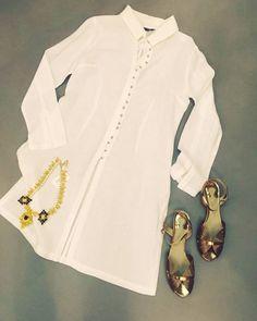 Summer outfit 😎  ABITO PENNY BLACK  SANDALO CHLOÈ  #esfashion #secondhand #luxurystore #treviso #summer #saldi Info@esfashion.it