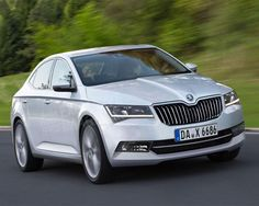 2015 New Skoda Superb Review - All that you have to think about the new Skoda Superb official cantina, with selective pictures