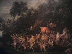 Otro cuadro hermoso del Museo de Bellas Artes