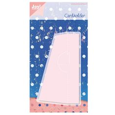 Joy Crafts Cutting and Embossing Stencil - Card Stand