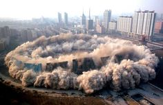 detonation point.