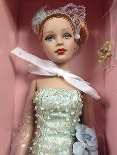 "Tonner 10"" Tiny Kitty Collier Dressed Doll ""Dream Girl Kitty"" NRFB"