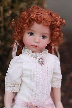 "Dianna Effner Little Darling 13"" Vinyl Studio Doll Samantha | eBay Ends 1/15/14, starting bid $590.00."