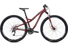 Specialized Myka Sport Disc 29 2013. Except mine is white and very pretty. :)