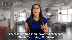 Lawyers & Law Firms: Easily Get Client Video Testimonials What Is Social, Social Proof, Lawyers, Digital Marketing, Youtube, Ideas, Lawyer, Thoughts, Youtubers