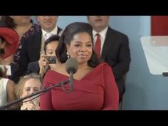 """""""Learn from every mistake because every experience, encounter and particularly your mistakes are there to teach you and force you into being more who you are."""" from Oprah's Harvard 2013 Commencement speech."""