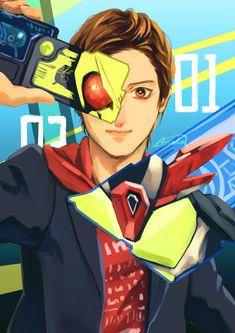 Zero One, Kamen Rider Series, Power Rangers, Character Art, Hero, Fan Art, Artist, Artwork, Anime