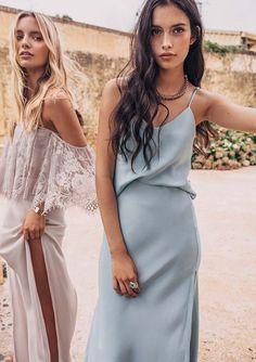 Grace Loves Lace Boho Wedding Dresses and Bridesmaid Dresses