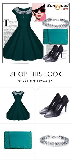 """Banggood-6"" by ermansom ❤ liked on Polyvore featuring BangGood and fashionse"